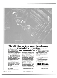 Maritime Reporter Magazine, page 17,  Sep 15, 1981