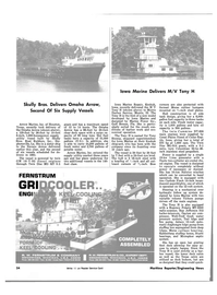 Maritime Reporter Magazine, page 22,  Sep 15, 1981