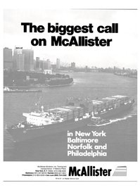 Maritime Reporter Magazine, page 1,  Sep 15, 1981 New York