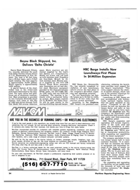 Maritime Reporter Magazine, page 32,  Sep 15, 1981
