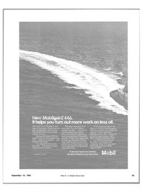 Maritime Reporter Magazine, page 33,  Sep 15, 1981 Caterpillar
