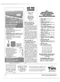 Maritime Reporter Magazine, page 2,  Sep 15, 1981 N.Y