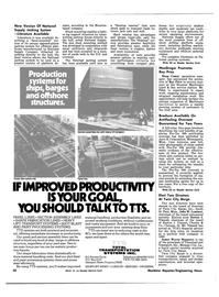 Maritime Reporter Magazine, page 48,  Sep 15, 1981 James Wayne Musgrove