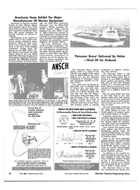 Maritime Reporter Magazine, page 50,  Sep 15, 1981