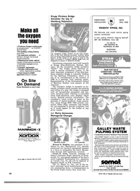 Maritime Reporter Magazine, page 3rd Cover,  Sep 15, 1981