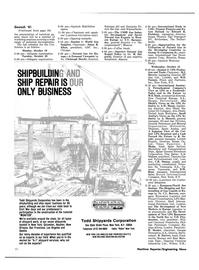 Maritime Reporter Magazine, page 18,  Oct 1981 George D. Carameros Jr.