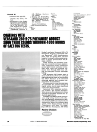 Maritime Reporter Magazine, page 22,  Oct 1981