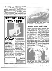 Maritime Reporter Magazine, page 24,  Oct 1981 Drew Lewis