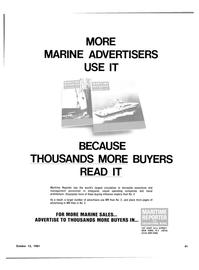 Maritime Reporter Magazine, page 37,  Oct 1981 Illinois