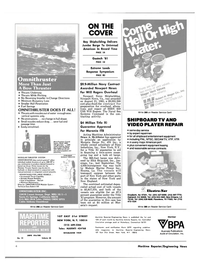 Maritime Reporter Magazine, page 2,  Oct 1981 Virginia