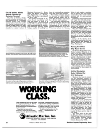 Maritime Reporter Magazine, page 52,  Oct 1981