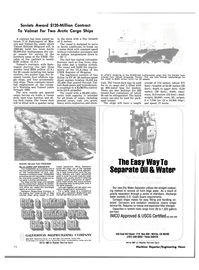 Maritime Reporter Magazine, page 4th Cover,  Oct 1981