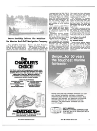 Maritime Reporter Magazine, page 9,  Oct 15, 1981 Florida
