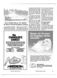 Maritime Reporter Magazine, page 9,  Oct 15, 1981 Florida