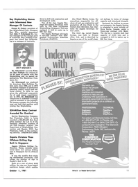 Maritime Reporter Magazine, page 11,  Oct 15, 1981