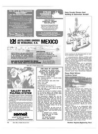 Maritime Reporter Magazine, page 12,  Oct 15, 1981 New York