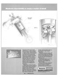 Maritime Reporter Magazine, page 21,  Oct 15, 1981 WAUKESHA ENGINE DIVISION DRESSER INDUSTRIES INC.