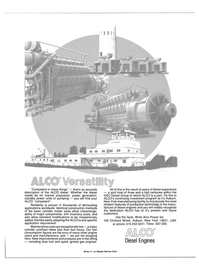 Maritime Reporter Magazine, page 27,  Oct 15, 1981 production technology