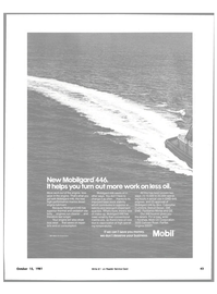 Maritime Reporter Magazine, page 39,  Oct 15, 1981 less oil make-up