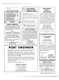 Maritime Reporter Magazine, page 58,  Oct 15, 1981