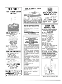 Maritime Reporter Magazine, page 60,  Oct 15, 1981