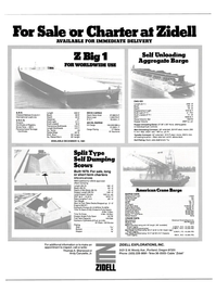 Maritime Reporter Magazine, page 63,  Oct 15, 1981 C - 6x36 I.P.S.