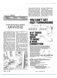 Maritime Reporter Magazine, page 5,  Oct 15, 1981 Billy Pecoraro