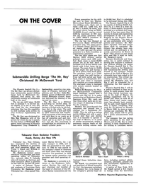 Maritime Reporter Magazine, page 6,  Oct 15, 1981 Maryland
