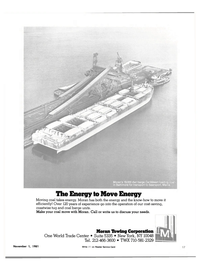 Maritime Reporter Magazine, page 19,  Nov 1981 World Trade Center