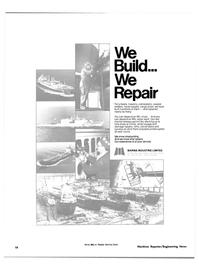 Maritime Reporter Magazine, page 20,  Nov 1981