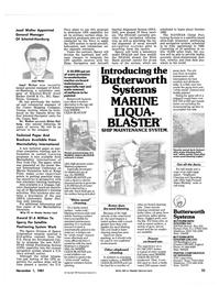 Maritime Reporter Magazine, page 25,  Nov 1981