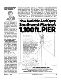 Maritime Reporter Magazine, page 35,  Nov 1981 California