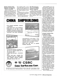 Maritime Reporter Magazine, page 36,  Nov 1981 Oregon