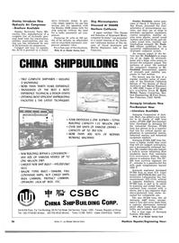 Maritime Reporter Magazine, page 38,  Nov 1981