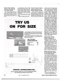 Maritime Reporter Magazine, page 42,  Nov 1981 Quebec