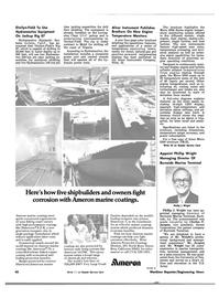 Maritime Reporter Magazine, page 44,  Nov 1981