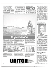Maritime Reporter Magazine, page 46,  Nov 1981 United States Navy