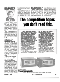 Maritime Reporter Magazine, page 57,  Nov 1981