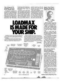 Maritime Reporter Magazine, page 4,  Nov 1981 Oregon