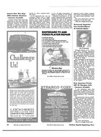 Maritime Reporter Magazine, page 58,  Nov 1981 Florida