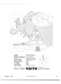 Maritime Reporter Magazine, page 67,  Nov 1981