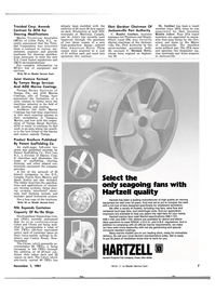 Maritime Reporter Magazine, page 5,  Nov 1981
