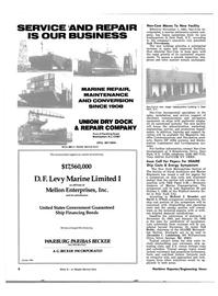 Maritime Reporter Magazine, page 6,  Nov 1981 New Jersey