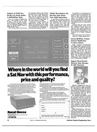 Maritime Reporter Magazine, page 14,  Nov 15, 1981