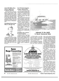 Maritime Reporter Magazine, page 16,  Nov 15, 1981