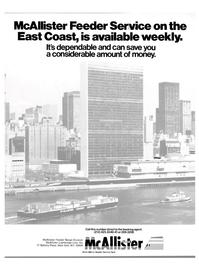 Maritime Reporter Magazine, page 1,  Nov 15, 1981 New York