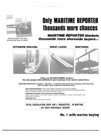 Maritime Reporter Magazine, page 28,  Nov 15, 1981 DRILL RIG BUILDING