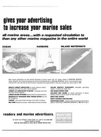 Maritime Reporter Magazine, page 31,  Nov 15, 1981 marine magazine