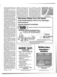 Maritime Reporter Magazine, page 37,  Nov 15, 1981 Louisiana