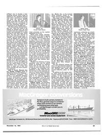 Maritime Reporter Magazine, page 39,  Nov 15, 1981 John G. Lynch